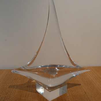 MARCOLIN SWEDEN YACHT - Art Glass