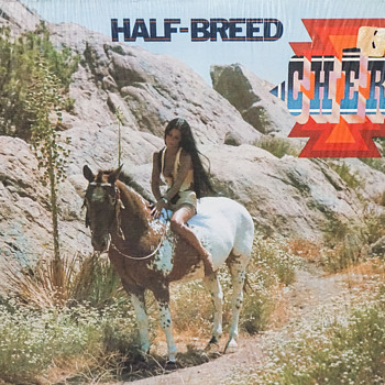 Cher Half-Breed Album