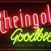 Rheingold Goodbeer Vintage Neon Sign