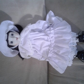 My New Arrival. Doll that plays music - Dolls