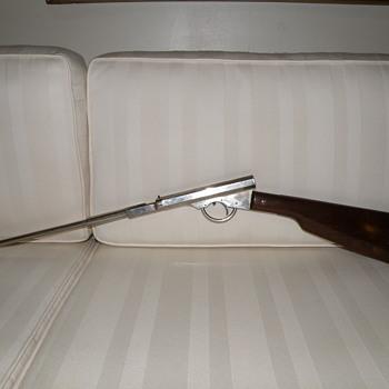H.M. Quackenbush Air Rifle find
