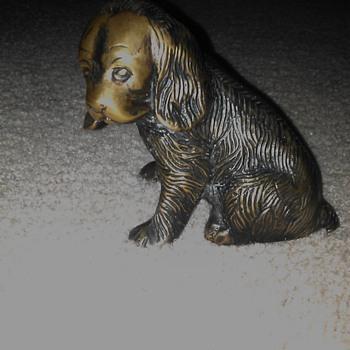 metal dog  - Animals