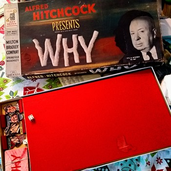 Alfred Hitchcock presents WHY - Games