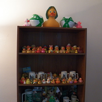 My duckie collection - Toys