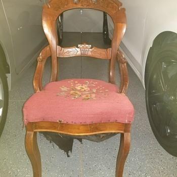 Antique Chair - Furniture