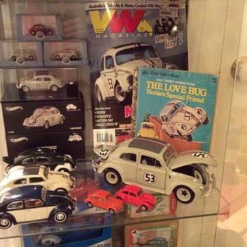 Diecast Volkswagens