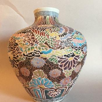 Satsuma Vase 1930s? - Pottery