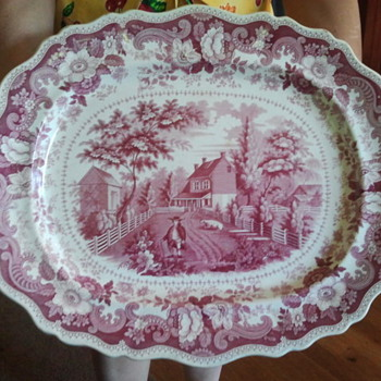The Residence of the Late Richard Jordan - China and Dinnerware