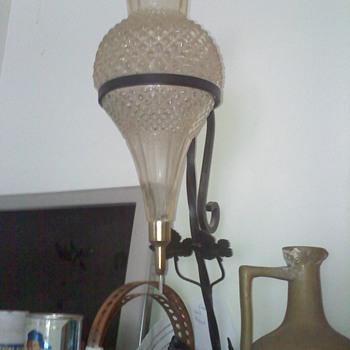 I think its a soap dispenser - Glassware