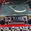 Muntz 8 track 4 program solid state car stereo