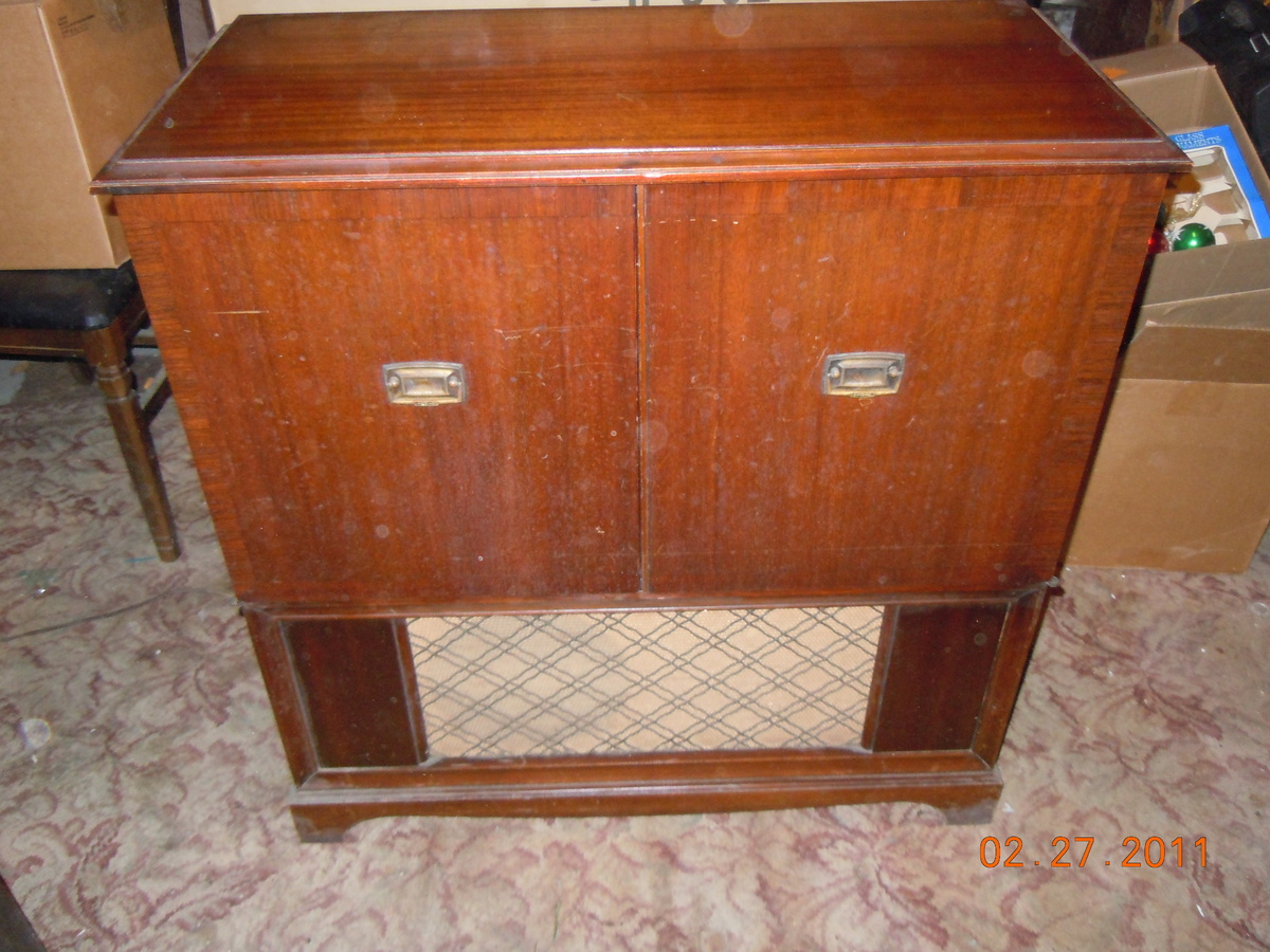 Airline Phonograph Player Radio Collectors Weekly