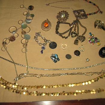 More Jewelry... - Costume Jewelry