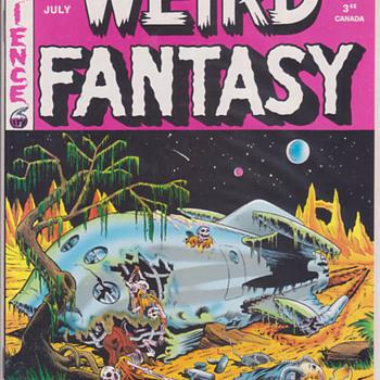 Weird Fantasy/Weird Science