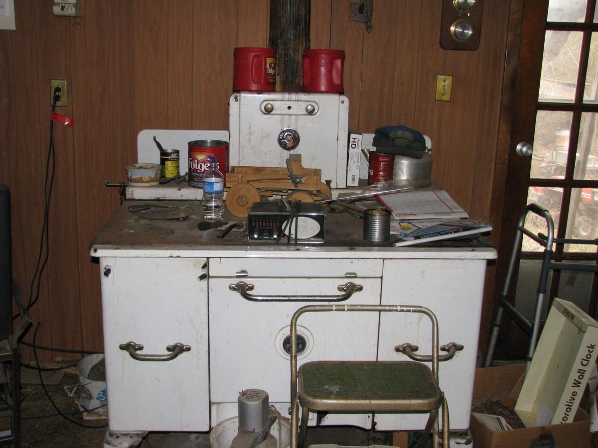 Home Comfort Wood Cook Stove Collectors Weekly