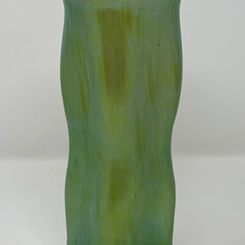 Loetz Ozon Cisele Vase, PN II-437, Hofstoetter Paris Design, ca. 1900 - Art Glass