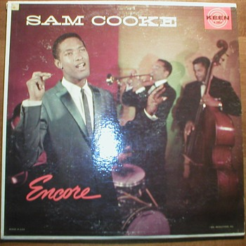 SAM COOKE ORIGINAL MONO ALBUMS ON KEEN RECORDS - Records