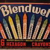 Blendwel Crayon Tin