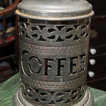 Coffee Canister - Kitchen