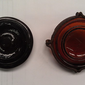 Does anyone know what these lids go to???? - Bottles