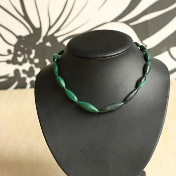 Malachite jewelry - Fine Jewelry