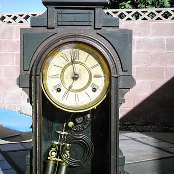 Ansonia Erie - Clocks
