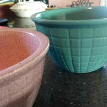 More pics of Nesting Bowls