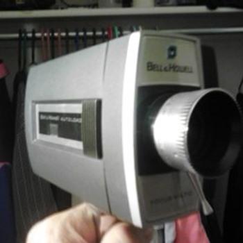 Bell & Howell Model 435 - Cameras