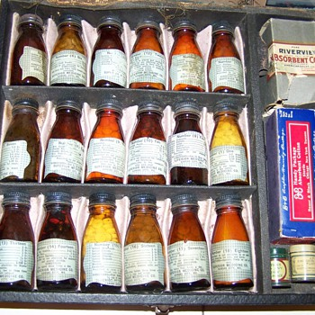 superior Medicine Company - Bottles