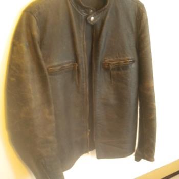 Vintage Buco Leather Jacket Cafe Racer size 42 - Mens Clothing