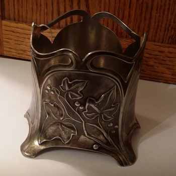 WMF Bottle Stand find  - Art Nouveau