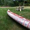 1971 Budweiser Canoe