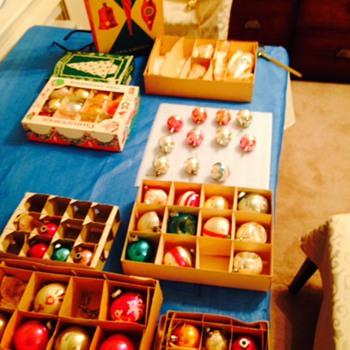 Christmas Ornaments Shiny Brite Poland - Christmas