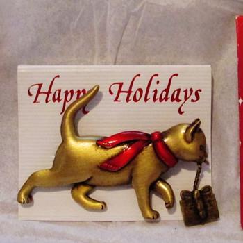 Christmas Pins - Christmas