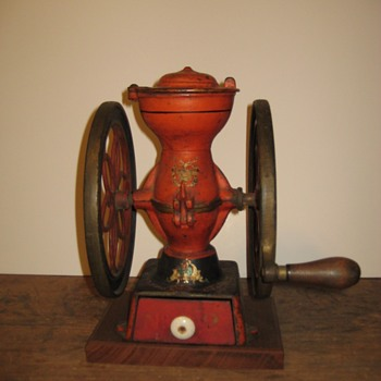 Enterprise no. 2 coffee mill - Kitchen