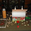 Marx Farm Playset #6050 Circa 1965