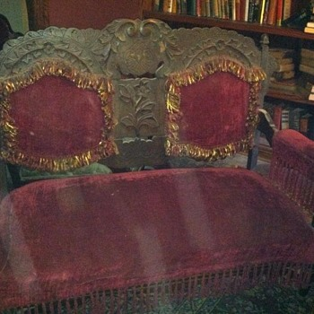 Unknown Settee