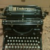 1925 Underwood #5 Typewriter