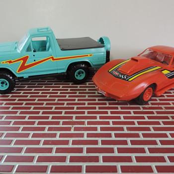 MMI Model Cars - Model Cars