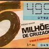 1989 - Brazilian Lottery Ticket