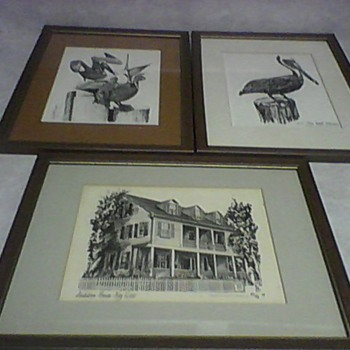 KEYWEST PRINTS LEE 1979