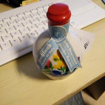 Anton Riemerschmid, 40% 100 ml, ceramic bottle, unopened