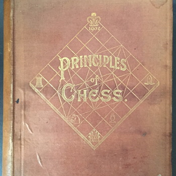 Principles of chess. By James Mason. - Books