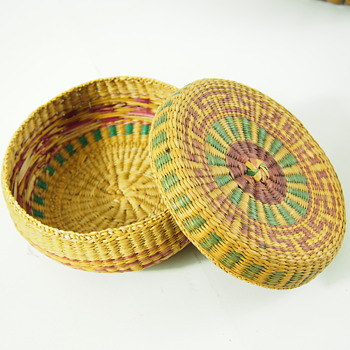 Antique Basket- What can this be?