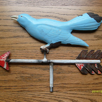 Old Weathervane - Tools and Hardware