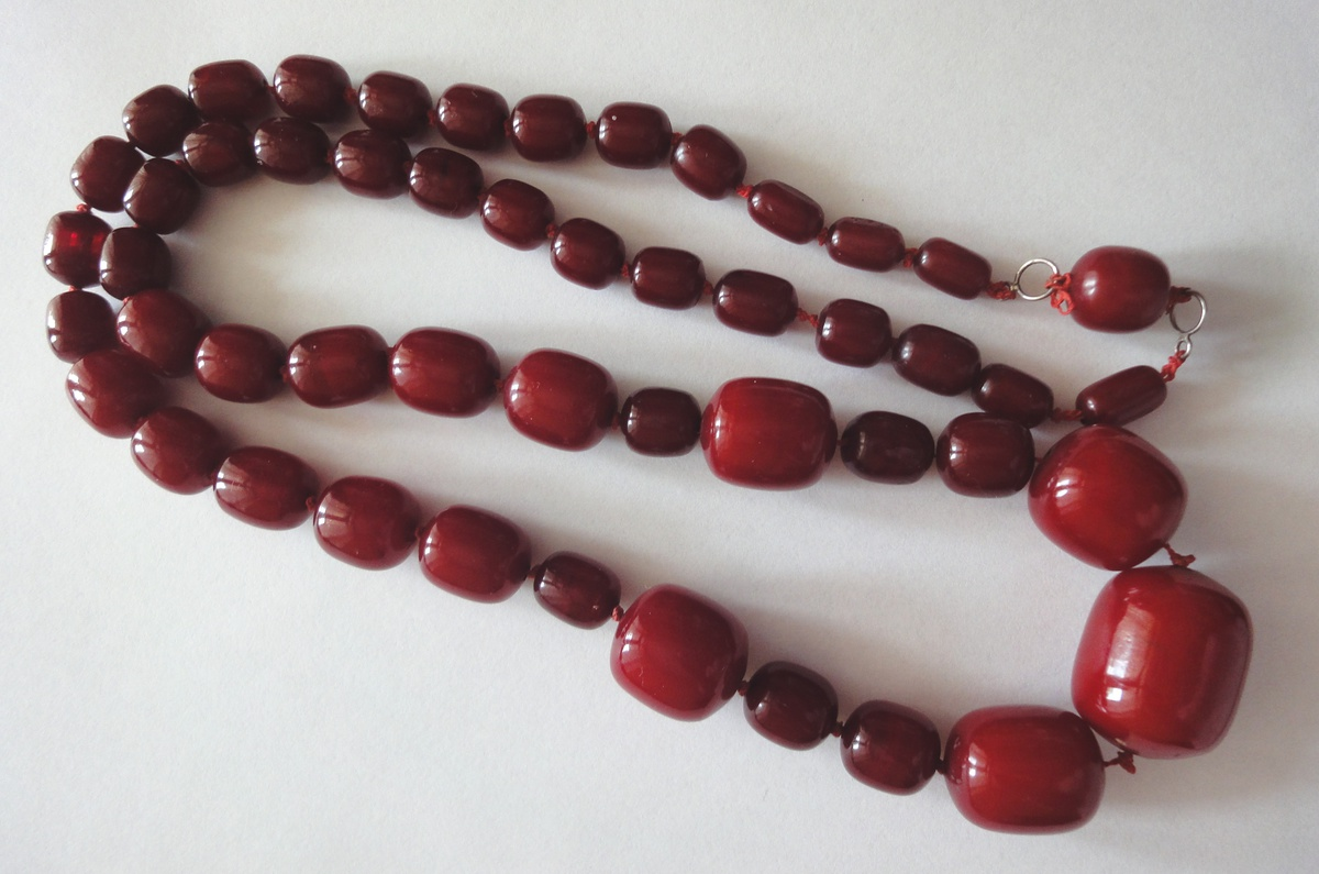 Other uncommon colors include red amber (sometimes known as