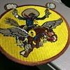 1940s Jacket Back Patch