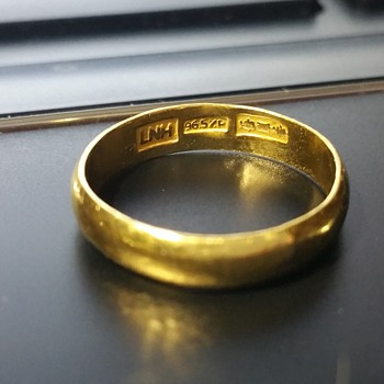 Gold Ring - Fine Jewelry
