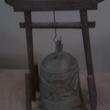 Asian Temple Bell - Asian