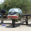 Vintage Aircraft At The Pima Air & Space Museum