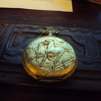 Grandfather's Pocket Watch - Pocket Watches